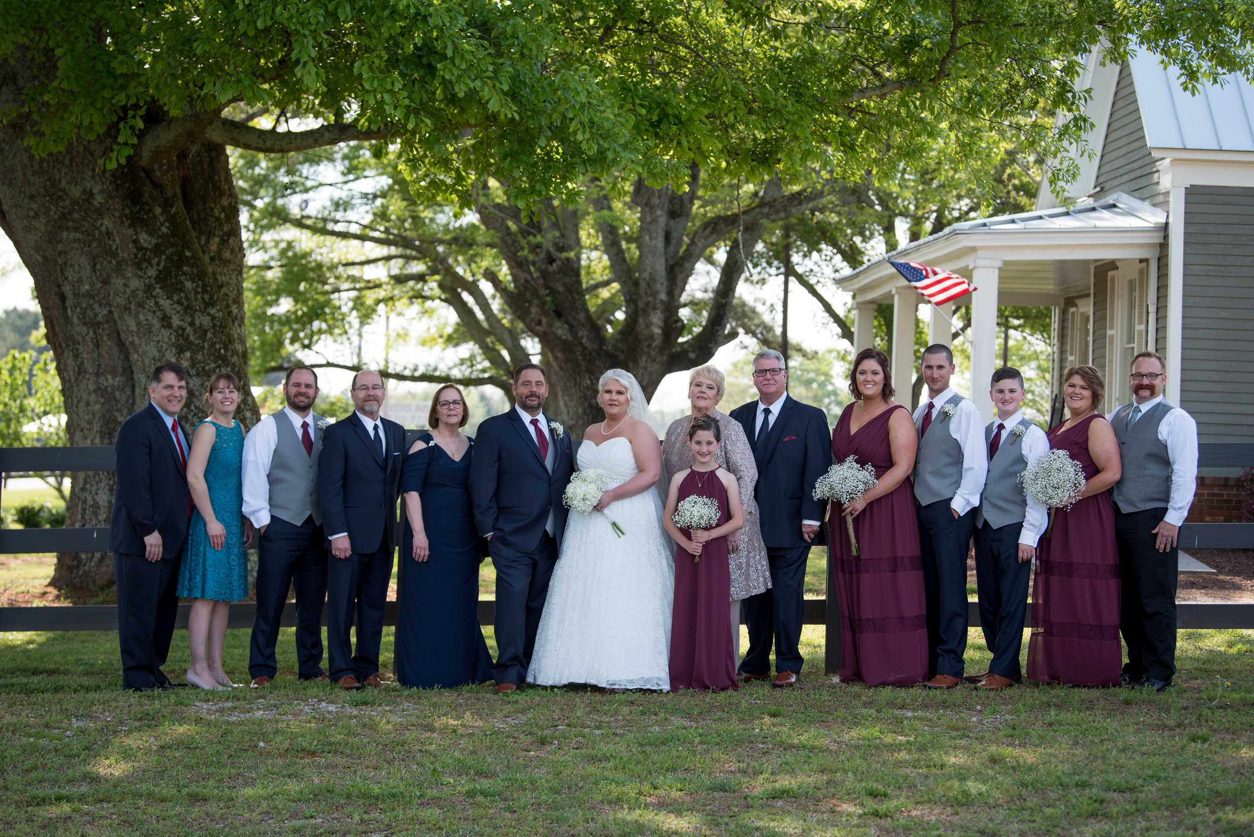 Families make your wedding day special, knowing dynamics can help your wedding coordinator keep the waters smooth! pc: Brian Dean Photography