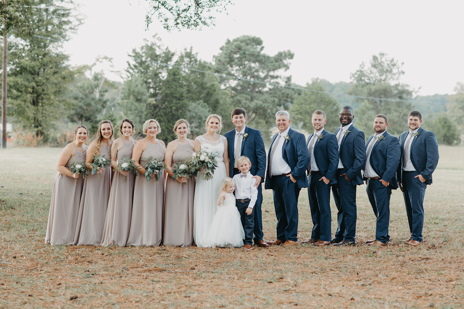 Kids at weddings can make the day a family affair. pc: Taylor Ann Photography