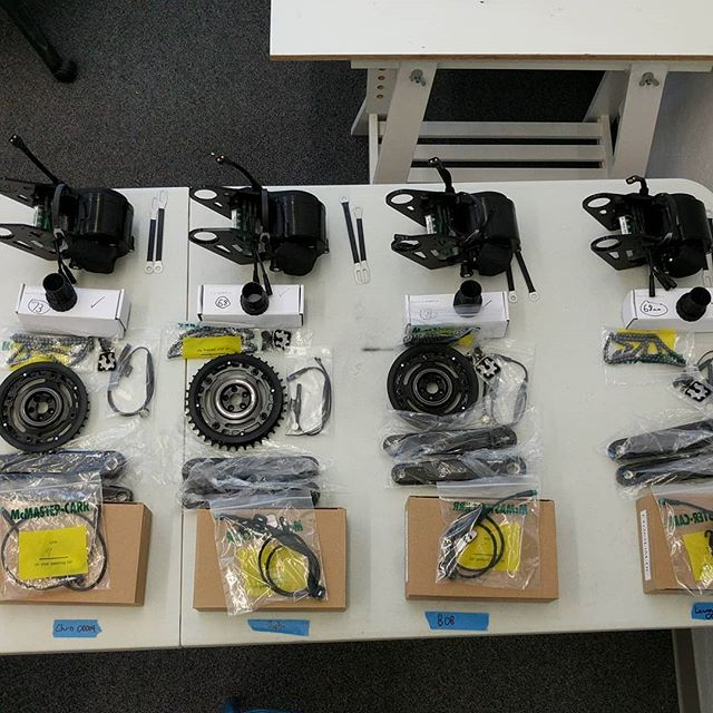 First batch of motors ready to ship! #ebike #motor  #electricvehicle