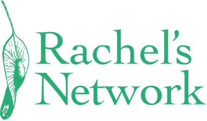 The Plate to Politics program is strengthened through our partnership with Rachel's Network.