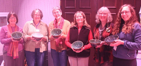 Six of our founding mothers were honored with the Outstanding Women in Sustainable Agriculture award at the 2017 WFAN Annual Conference.