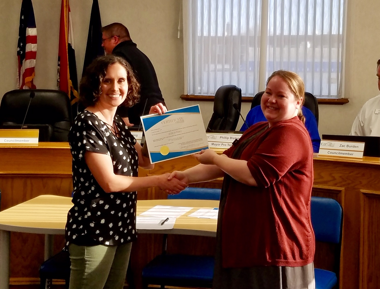 Jessica was sworn in to City Council in 2019.