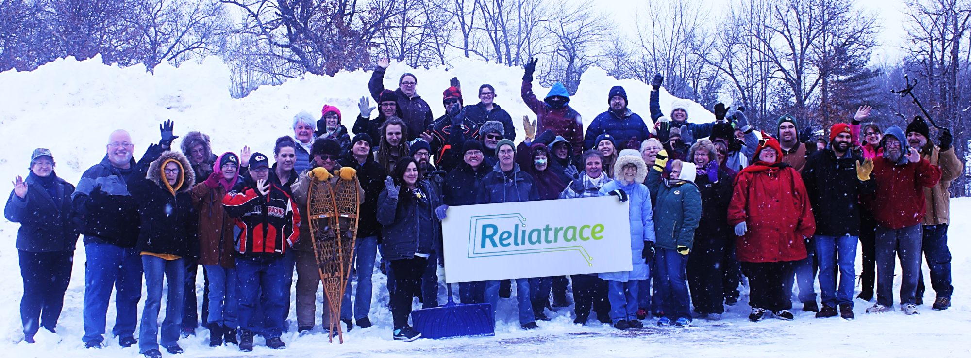 Located in Amery, Wisconsin, the Reliatrace® team members are no strangers to tough conditions, like the frigid Midwest winters, and we're proud to say that we're as reliable in harsh environments as the custom electronics we create!