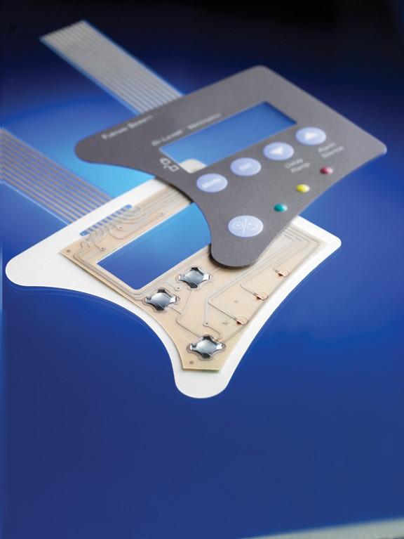 Reliaswitch® membrane switch gasketing