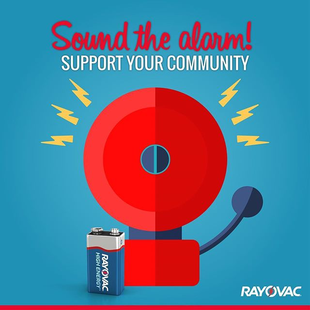 The Red Cross and their partners are installing 100,000 free smoke alarms this Spring. They need your help! https://www.redcross.org/sound-the-alarm/volunteer.html