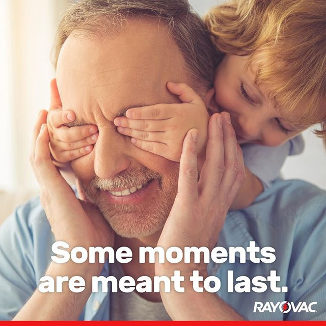 Share more moments with the little ones you love. Try Rayovac Hearing Aid Batteries! Now available in a 56-Pack for sizes 312, 10 & 13.