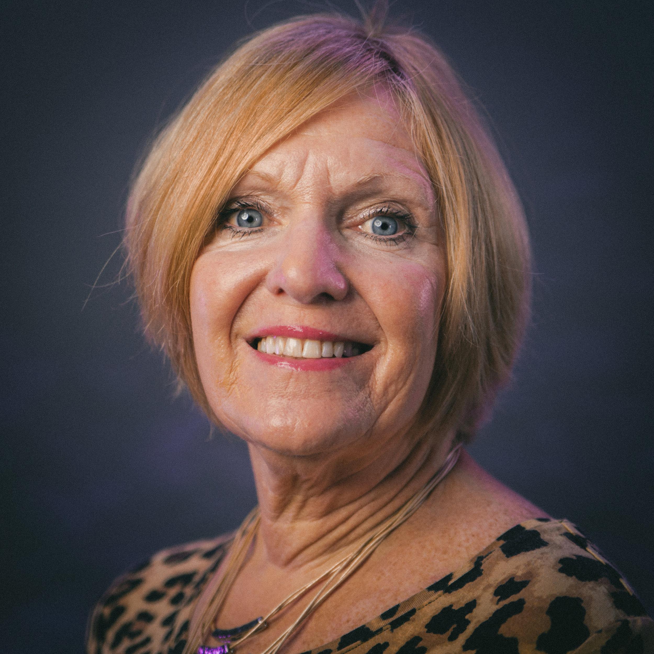 Trish Van Hof  Day School Assistant Director