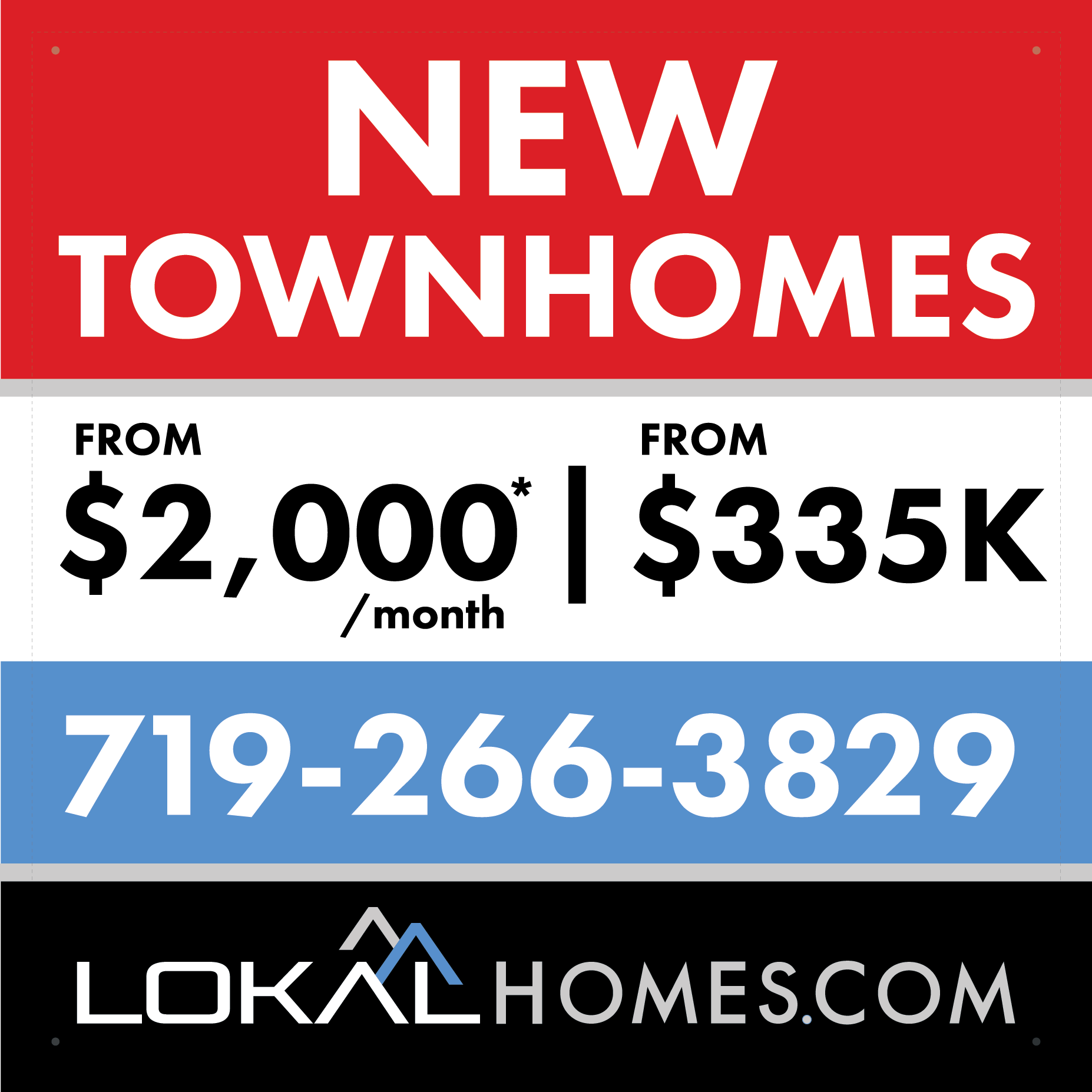 Lokal Homes - Jackson Creek - Monument, CO