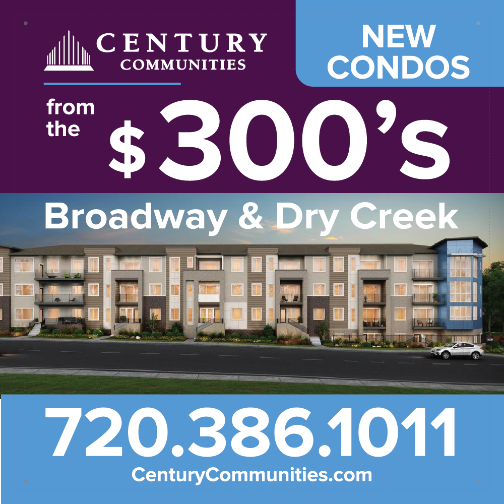 Century Communities - 400 Littleton Village - Littleton, CO