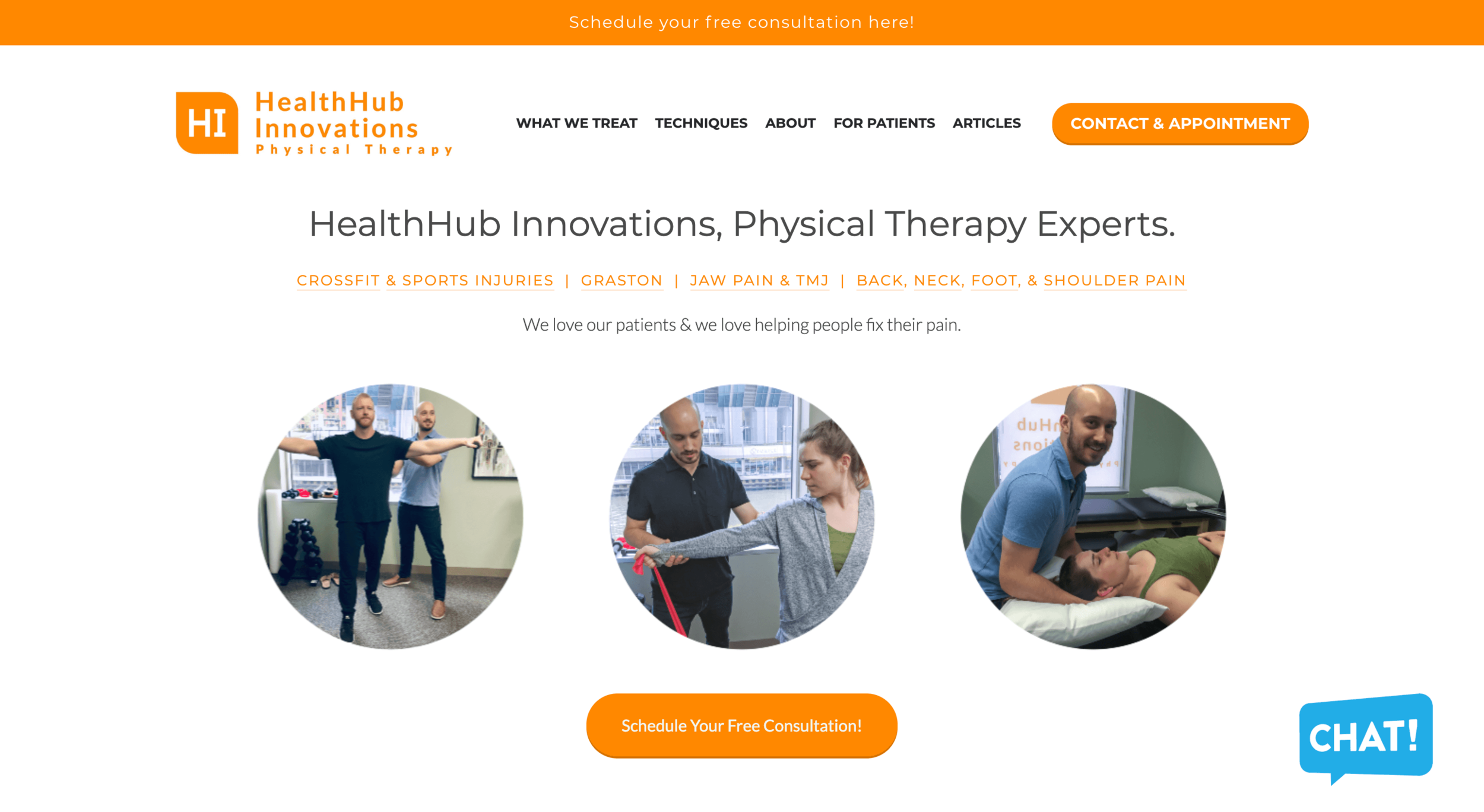 Websites & SEO from Nelson & Partners | HealthHub Innovations.png