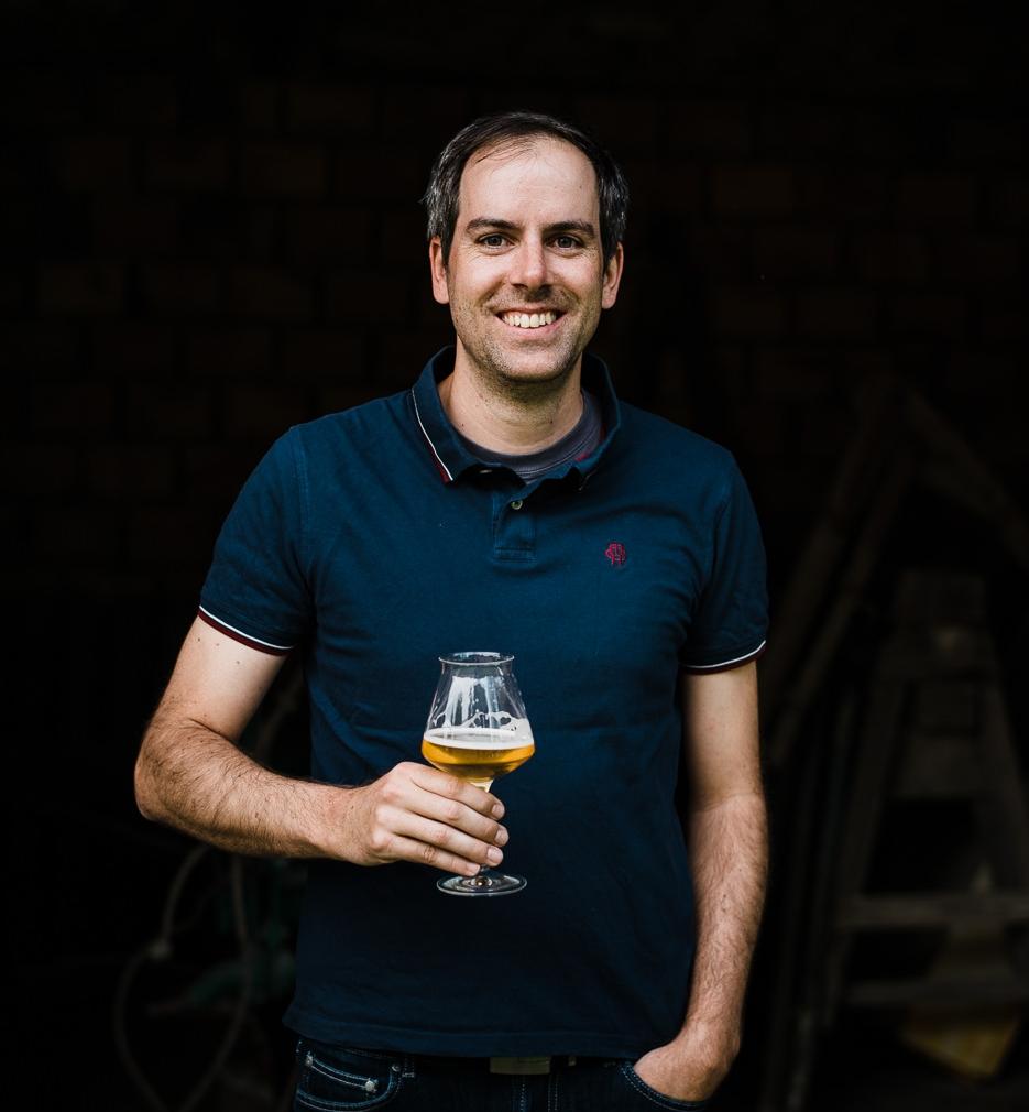 MANUEL BINDERDer Bierentdecker - Diplom-Biersommelier, immer auf der Suche nach neuen Geschmacks-erlebnissen