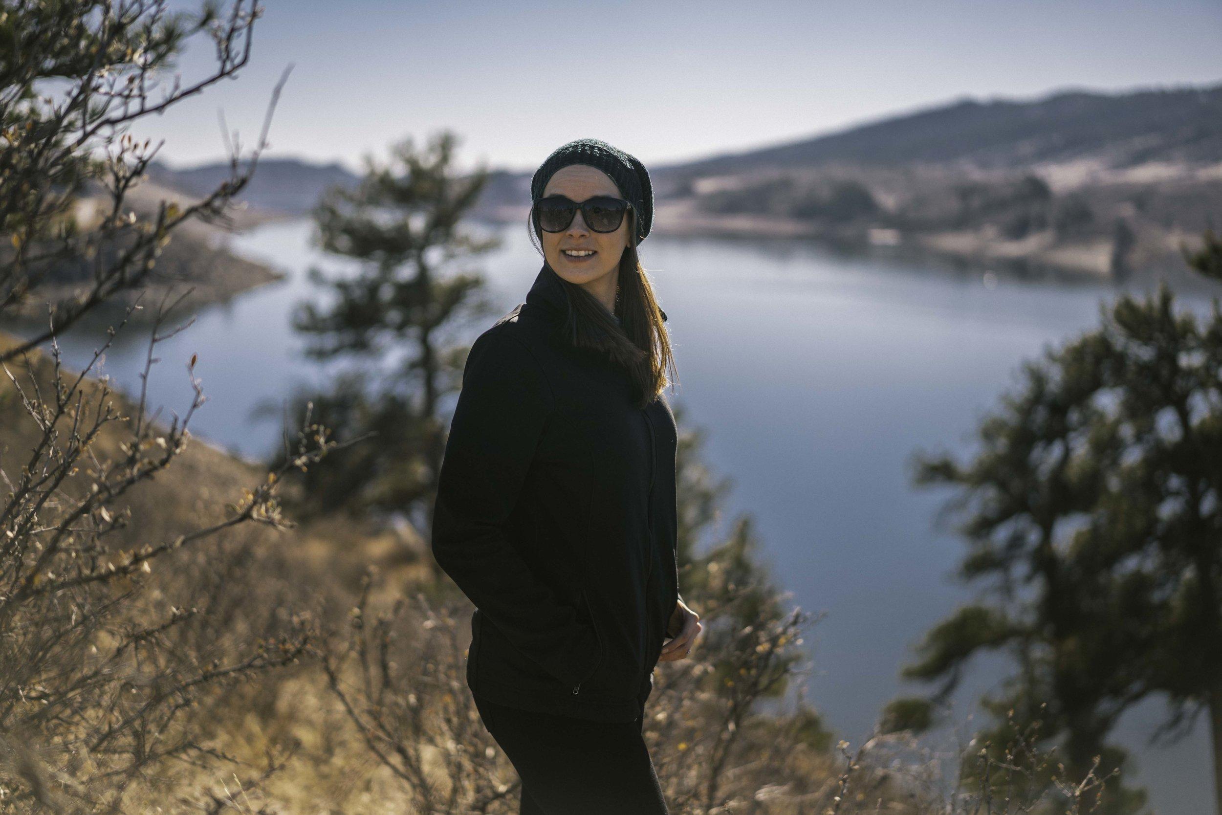 Horsetooth Reservoir, Fort Collins, Colorado