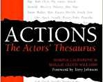 Actions: The Actor's Thesaurus -