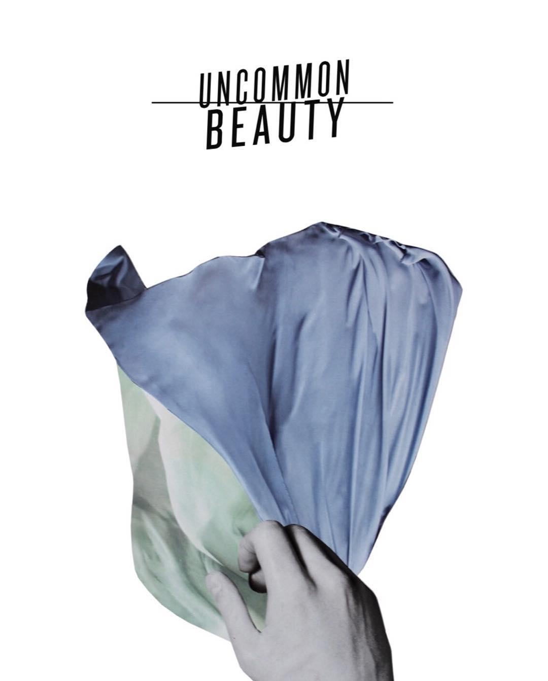 Invitation à l'évènement de la galerie Uncommon Beauty