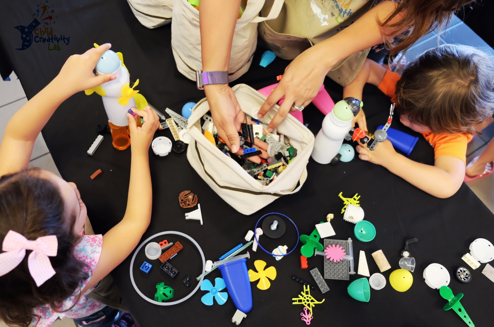 STEAM+CREATIVITY CHALLENGE @ YOUR LOCATION - STANDARD WORKSHOPSAvailable Dates: Monday - FridayAvailable Booking Times: 8:30 am - 2:30 pmDuration: up to 1.5 hoursCapacity: Min 15 children, Max 32 childrenCost: $300/workshop (Discount available for Title 1 Schools)*AFTER-SCHOOL WORKSHOPSAvailable Dates: Monday - FridayAvailable Booking Times: 1:30 pm - 4:00 pmDuration: 1 hourCapacity: Min 8 students, Max 15 studentsCost for 8 Week Program: $1200 - $2400*Pick from an array of engaging, STEM-based challenges for the participants at your location. Students work in teams of two or three to complete their STEM challenge and together go through four stages of Design Thinking—Explore, Imagine, Create, & Reflect. *Workshop costs subject to enrollment and transportation fees.