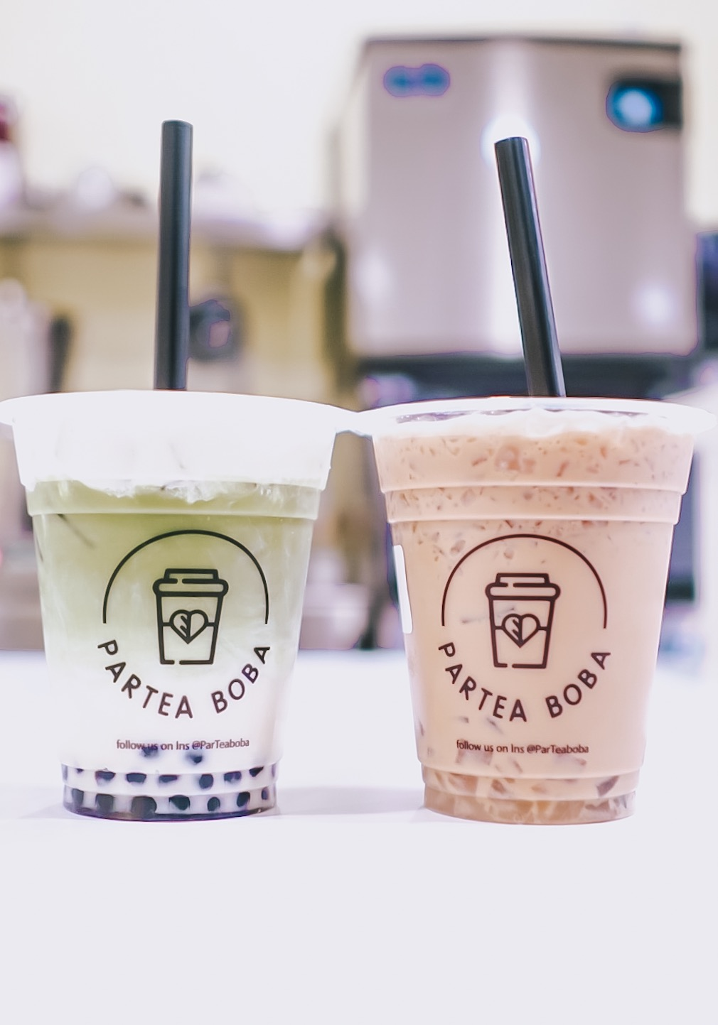 Partea Boba (van nuys) - Just like Sugar Fix Cafe, Partea Boba is on the list of one of the best boba places I know. They have a secret menu too (;