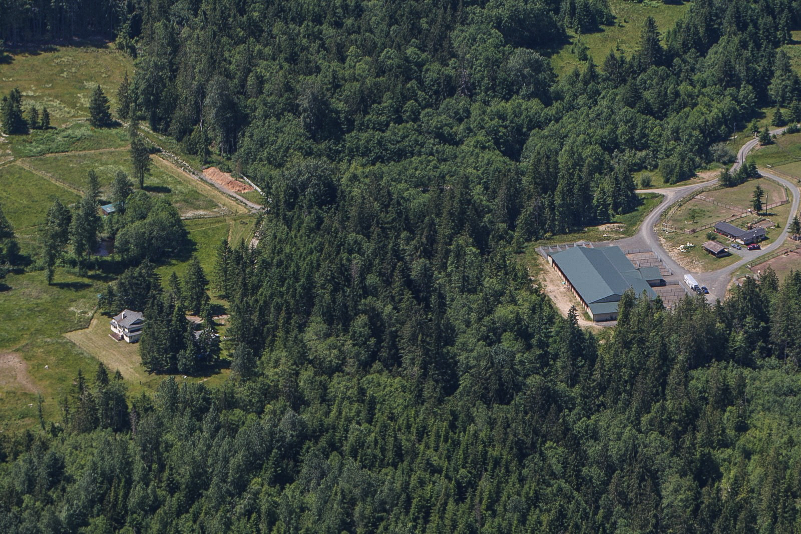 Airial Barn