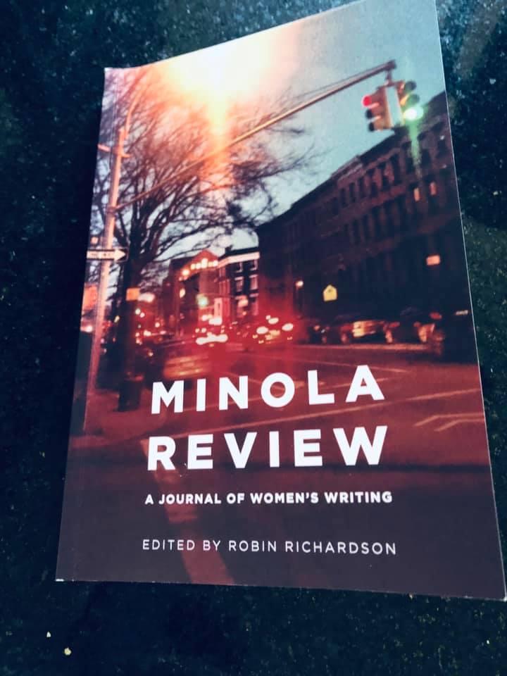 (Minola Review Press, 2019)