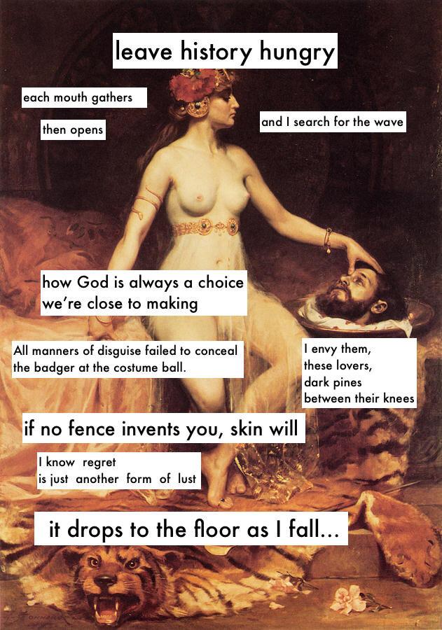 """Pierre Bonnard's """"Salome"""""""