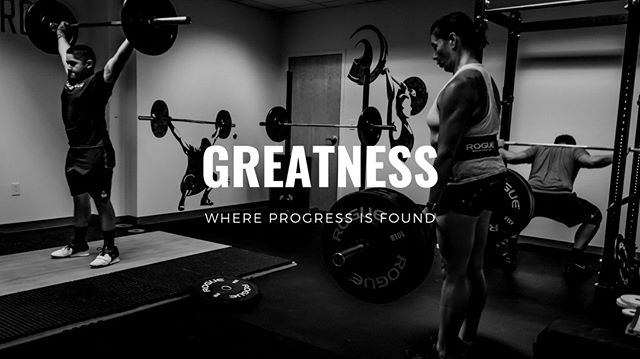"""Greatness isn't what you become; it's what you overcome."" -Unknown  How true that is. Greatness is not judged by where we may be in the future. It is the challenges. It is how those challenges are overcome.  Can the potential for progress be found in the anger and frustration?  Can the next step be gleaned from the fear?  Can connection be made after guilt and shame?  #dogreaterthings #weightlifting #strengthtraining #greatness #fitenssmotivation #gym #pensacola #individualdesign #yourownprogram #madeforyou #coaching #fitness #strength"