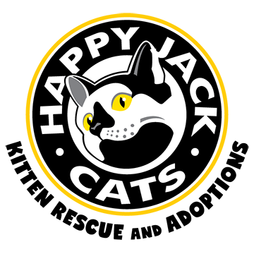 Happy Jack Cats, Inc. - Happy Jack Cats, Inc., is an Idaho Non-Profit Corporation (EIN # 47-54558-5) and 501(c)(3). We are a limited admission, foster-based rescue and adoption group based in Meridian, ID.Our MissionTo give healthy cats and kittens a chance to live, grow, and thrive in a forever home. To that end, we rescue and rehabilitate felines (with the emphasis) on kittens and find safe, loving homes for them and do our best to educate the public on the importance of spay and neuter.Visit their website here.