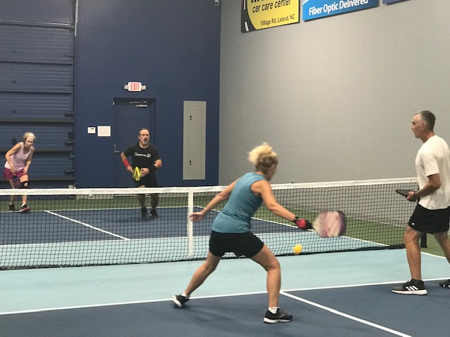 What makes pickleball so fun? - THE SPORT HAS SKYROCKETED IN POPULARITY BECAUSE IT'S EASY TO LEARN, AFFORDABLE, CROSS-GENERATIONAL AND HIGHLY SOCIAL.