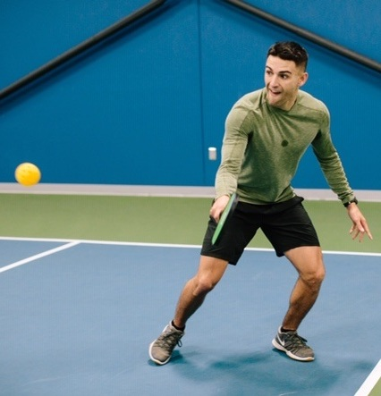 Top-Notch Training - our trainers are IPTPA certified, the world leader in developing teaching standards in the sport of pickleball.We offer individual and group training to fit your schedule and your budget.Learn more about our classeslearn more about our trainers