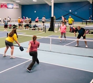 Come Play! - we offer a variety of opportunities for all skill levels:Drop-ins, round robins, ladders andleague play for women, men and mixedCheck out our schedule