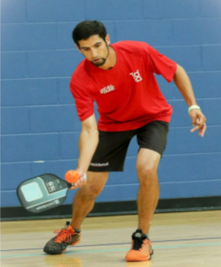 Jesse Simon - Jesse Simon is a 5.0 level pickleball player residing in Leland, NC. He is sponsored by Paddletek and Real Time Pain Relief for tournament play. Simon is an IPTPA certified pickleball coach. He played collegiate tennis at Fairmont State University from 2001-2004. Simon tried pickleball for the first time in 2012 and was immediately hooked. Simon has earned twelve gold medals, nine silver medals, and nine bronze medals all at the 4.5/5.0 level.Here are a list of some of Simon's recent accolades in pickleball:2018 US Open Silver in 5.0 Mens Singles2017 US Open Bronze in 35+ Mens Doubles2017 Powerade State Games Gold in 35+ Mens Doubles