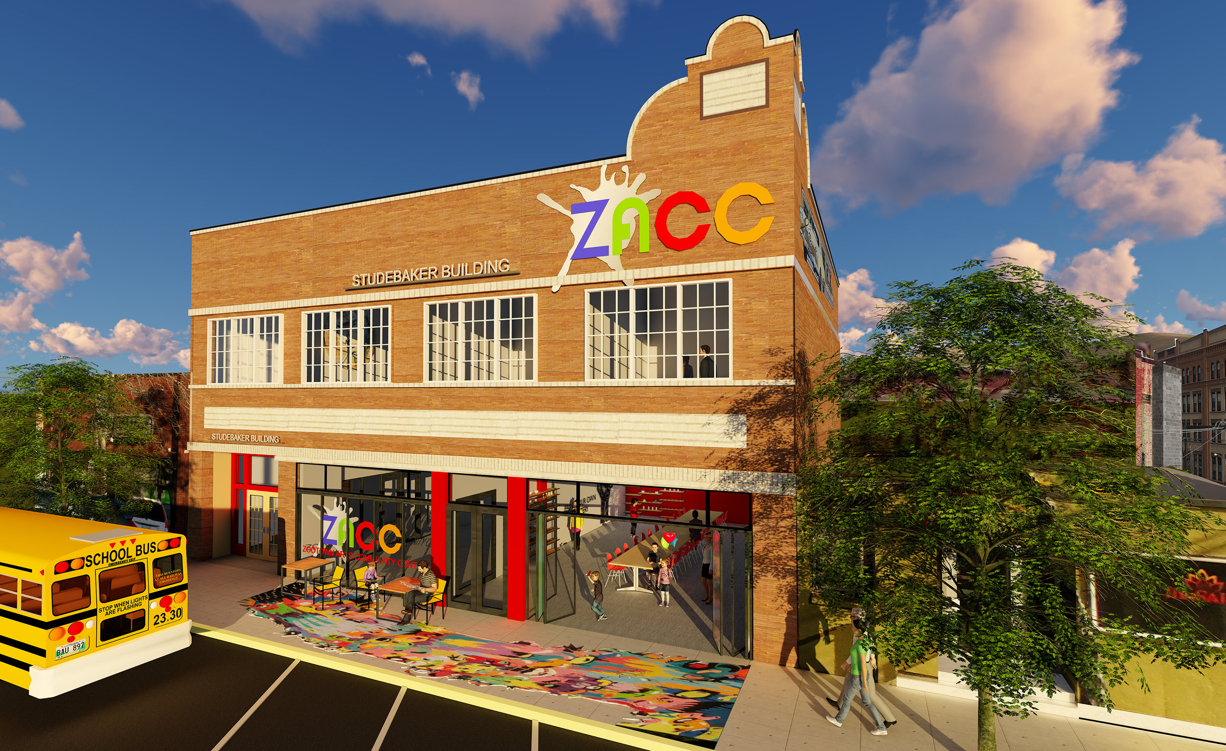 Zootown Arts Community Center Launches $4.25 Million Capital Campaign - Read the Full Article