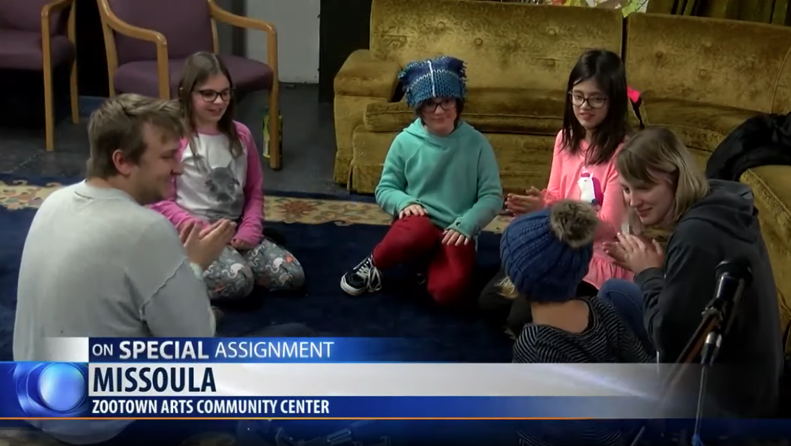 On Special Assignment: Missoula' Girl's Rock Camp - Watch the Video Here