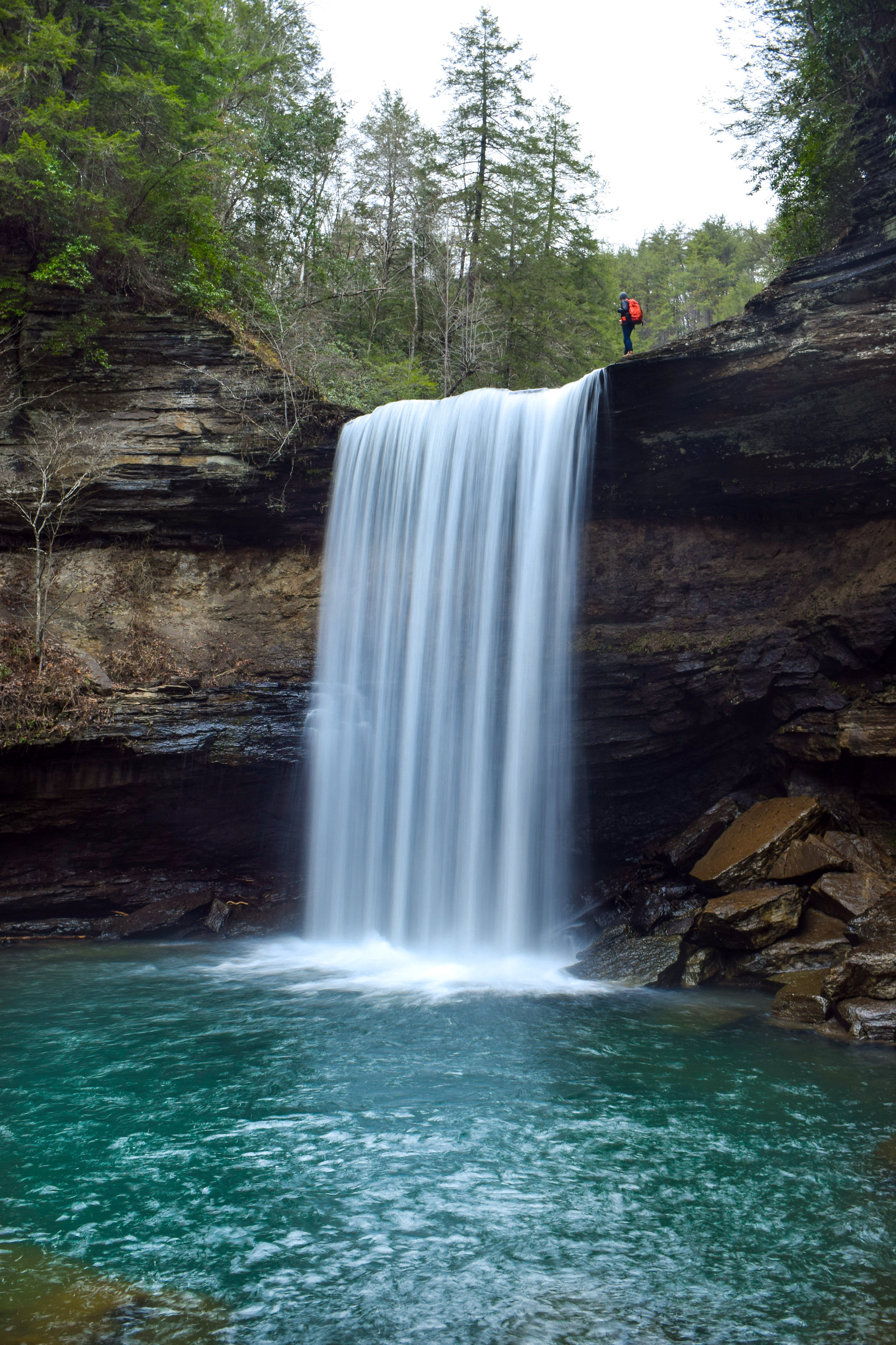 Chattanooga Waterfall Hiking Guide