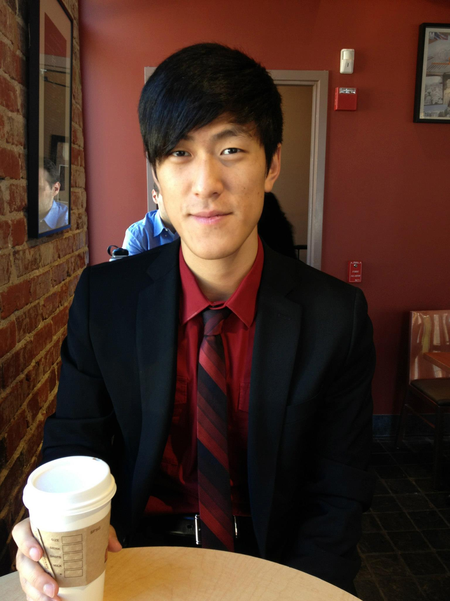 Our newest staff member, Kwonsun, serves as our Program Assistant. Welcome to the team!