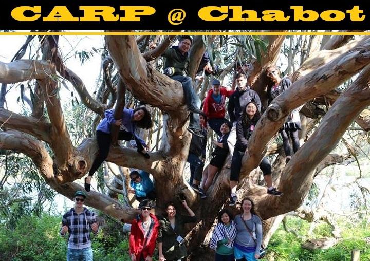 CARP @ Chabot at their 2014 Spring Break Retreat