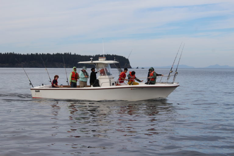 Being on the Good Go boats with a small group fishing was a wonderful experience.