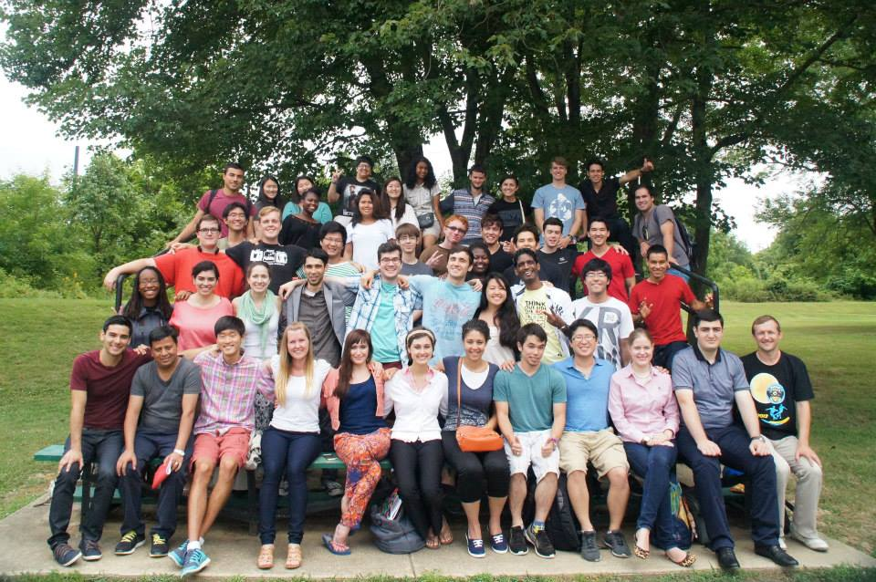 Group photo at the conclusion of CARP Momentum 2014.