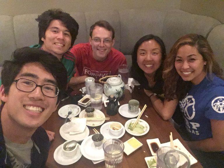 CARP LV's Core Team!