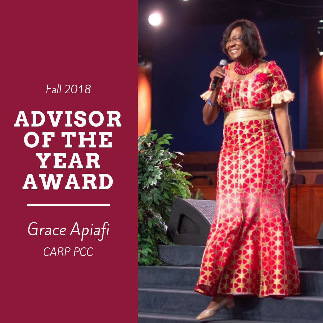 Fall 2018 Awards - Advisor of the Year - Grace Apiafi.png