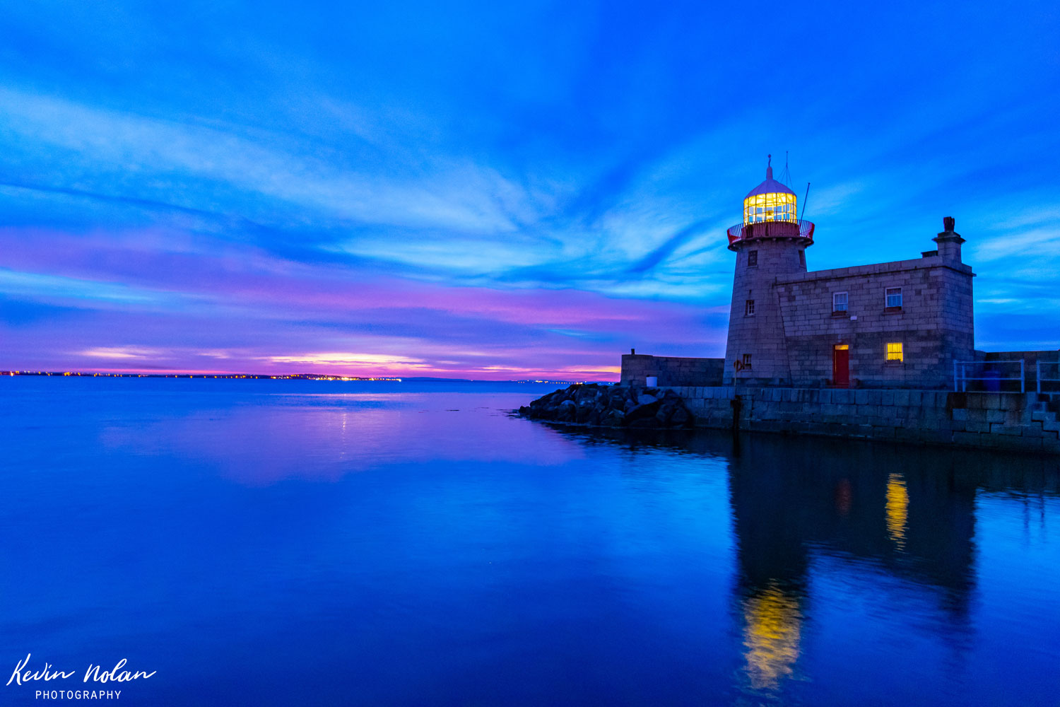 Howth Harbour, Dublin