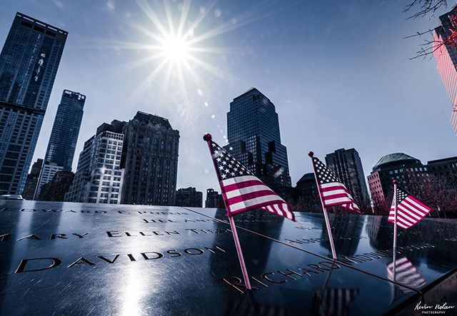 Throwback Thursday to April and my visit to NYC and the 9/11 museum. Very somber experience. Have you been to it? . . #nyc  #twintowers  #ny #manhattan  #earthpix  #killergrams  #starsandstripes  #nikon  #houseoftones  #ireland #america  #discoverdublin #irishphotographer  #visitdublin #visitnyc  #moodygrams #igersnyc  #Instagram #natgeo #iger  #ig_nycity  #raw_community #raw #kevinnolan76 www.kevinnolanphoto.com