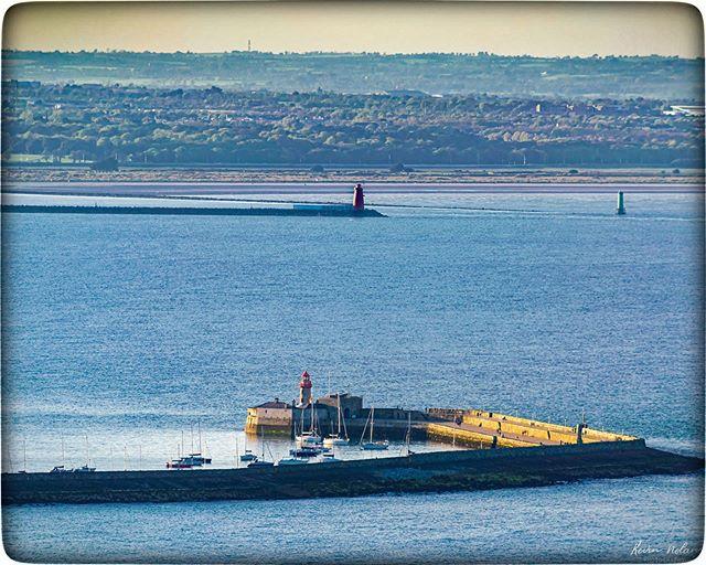 Lining up The East Pier, Poolbeg Lighthouse and St Anne's Park in One shot. . . . . . #dublin  #killergrams  #ireland  #nikon  #houseoftones  #ig_sea  #discoverdublin #insta_ireland  #tourismireland #visitdublin #ireland_gram #irishpassion #lovedublin #loves_ireland #lovindublin #igersdublin #igersireland #moodygrams #ireland  #Instagram #natgeo #iger  #ig_ireland  #thefullirish #raw_ireland #bestirelandpics #daily_ireland #kevinnolan76 www.kevinnolanphoto.com