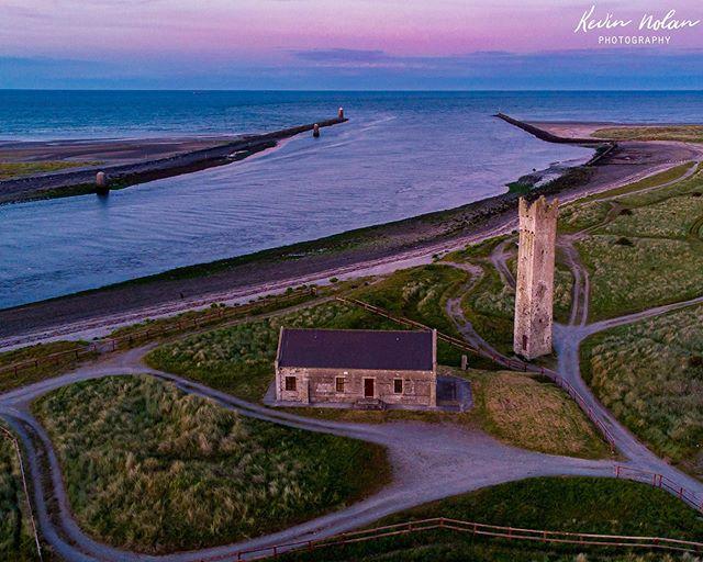 Maidens Tower, Mornington at sunset. . . . . #eire  #drone  #killergrams  #dronephotography  #dji  #houseoftones  #meath  #discoverdublin #insta_ireland  #tourismireland #visitdublin #ireland_gram #irishpassion #lovedublin #loves_ireland #lovindublin #igersdublin #igersireland #moodygrams #ireland  #Instagram #natgeo #iger  #ig_ireland  #thefullirish #raw_ireland #bestirelandpics #daily_ireland #kevinnolan76  #mavicair