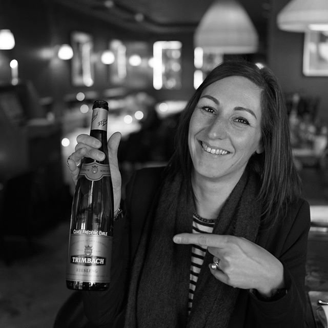 Part 3/4 of @lifebetweenthevines' #AlsaceRocks video/podcast series features the 13th generation of @trimbach: Anne Trimbach, who is the ambassador of the winery.  Click the link in our bio to watch/listen and learn more.