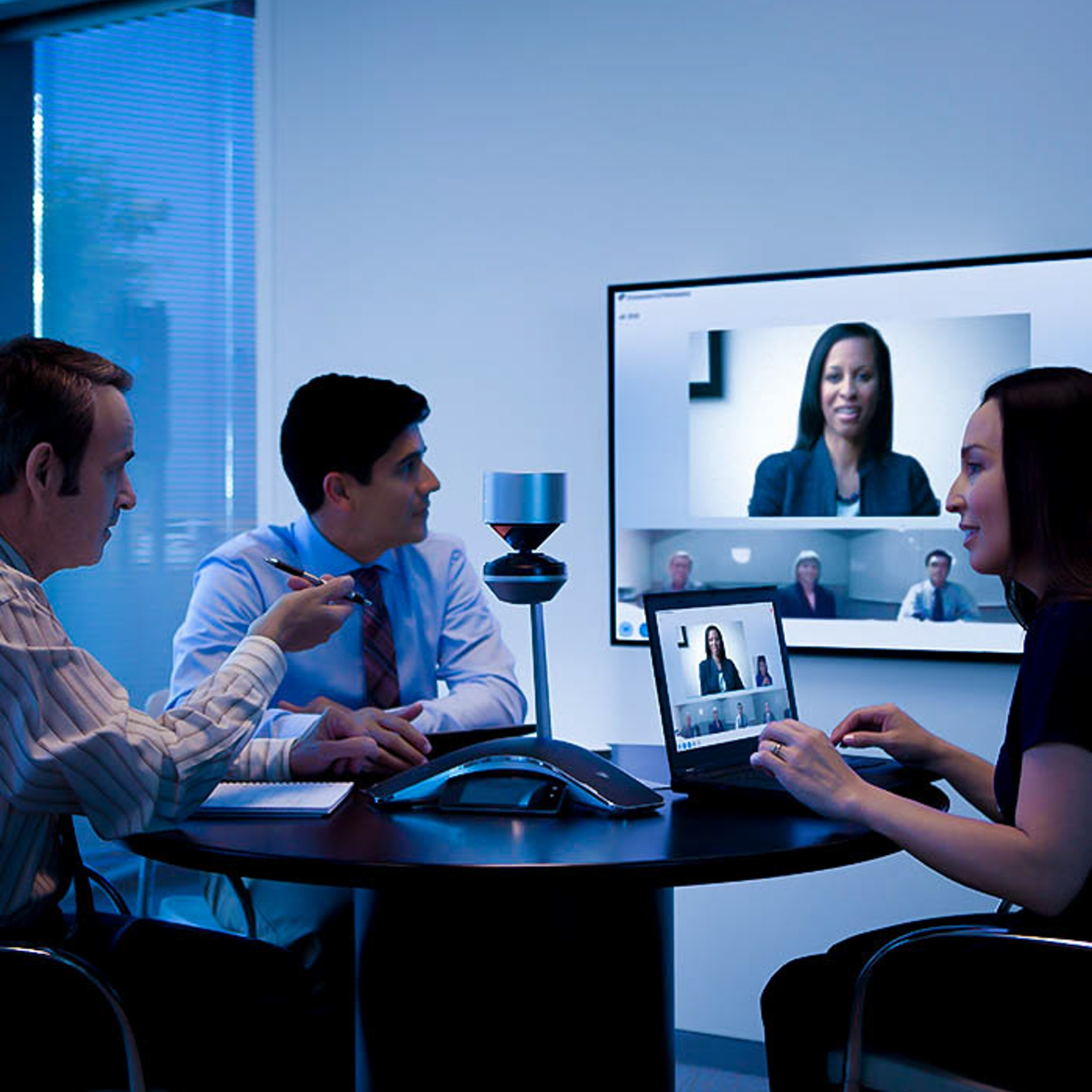 TELECONFERENCING -