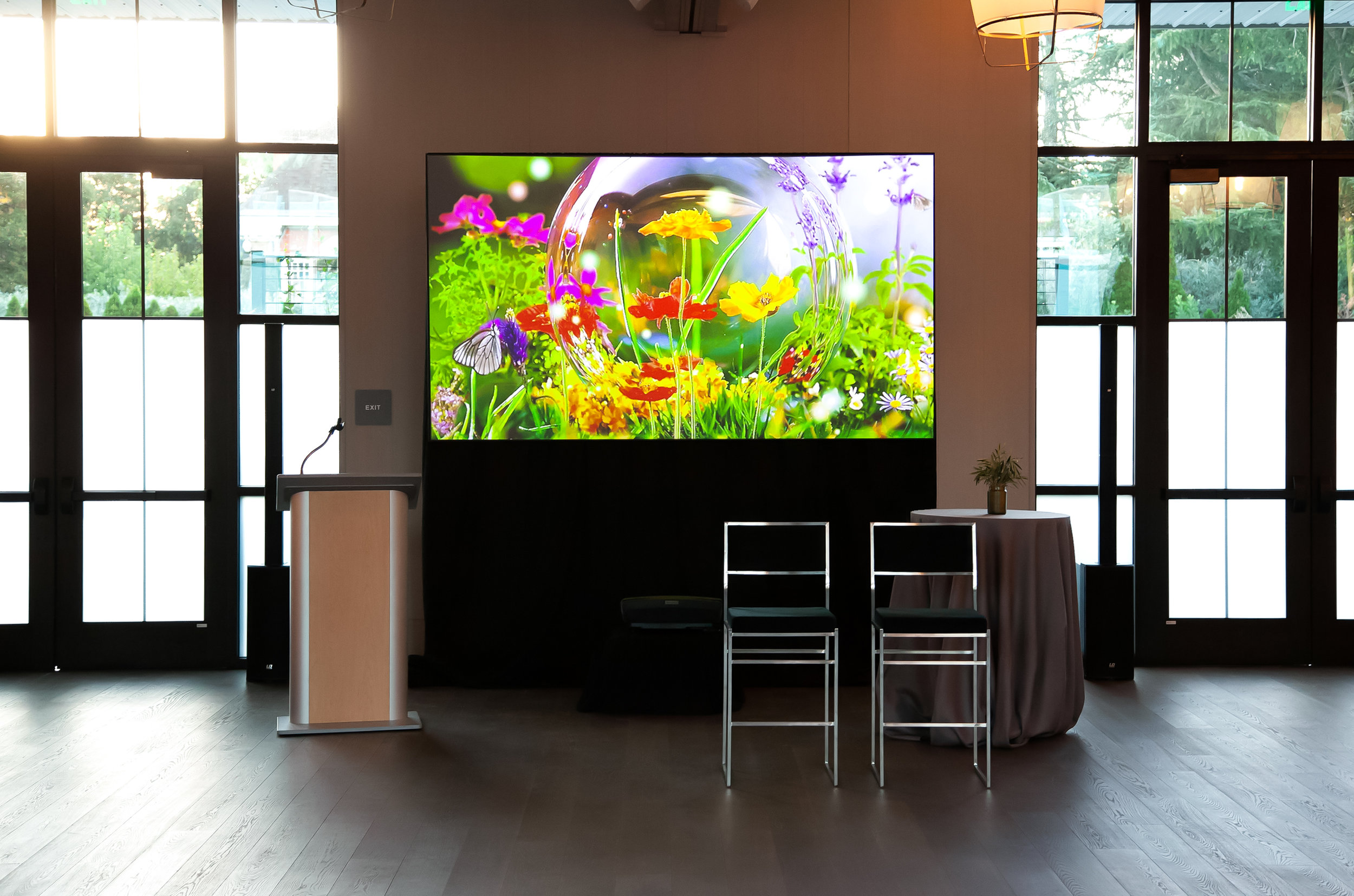 ALR PROJECTION TECHNOLOGY -