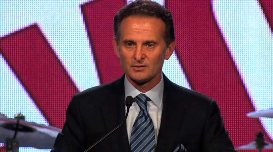 MMRF 2013 Gala speech