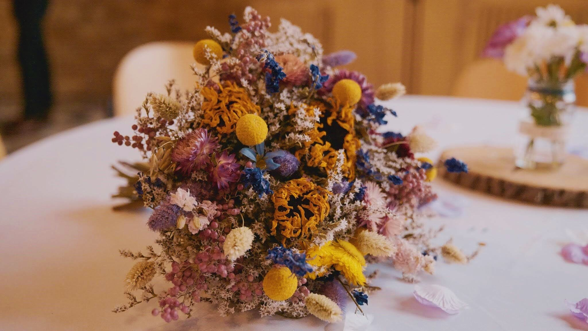 How To Care For Your Dried Flowers The Petal Emporium Naturally Elegant Floral Design