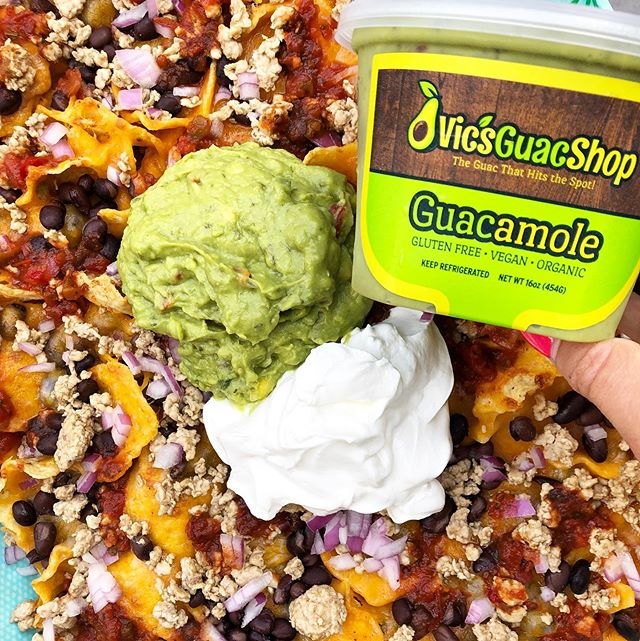 Happy National Guacamole Day! What better way to make this Monday an awesome one then to celebrate National Guacamole Day other than eating the BEST guac out there?! • • • And we're about to make it even better! The first 3 people to tag a friend & comment how they enjoy Vic's Guac Shop Guacamole on this post win a free 8 oz guac! BUT you must be able to pick it up at the Stratford Farmers Market today between 2-6 pm! Goodluck! • • • #vicsguacshop #theguacthathitsthespot #vicsguaconanything