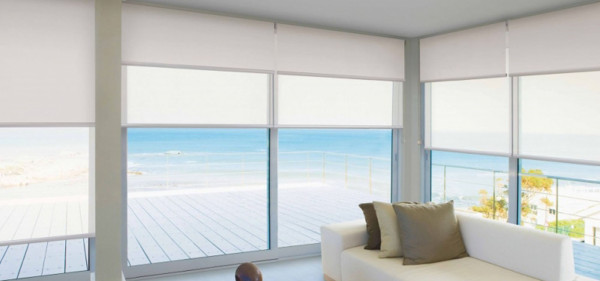 Rolling blinds example