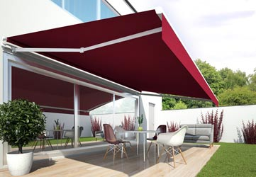 Patio Awning design & sample